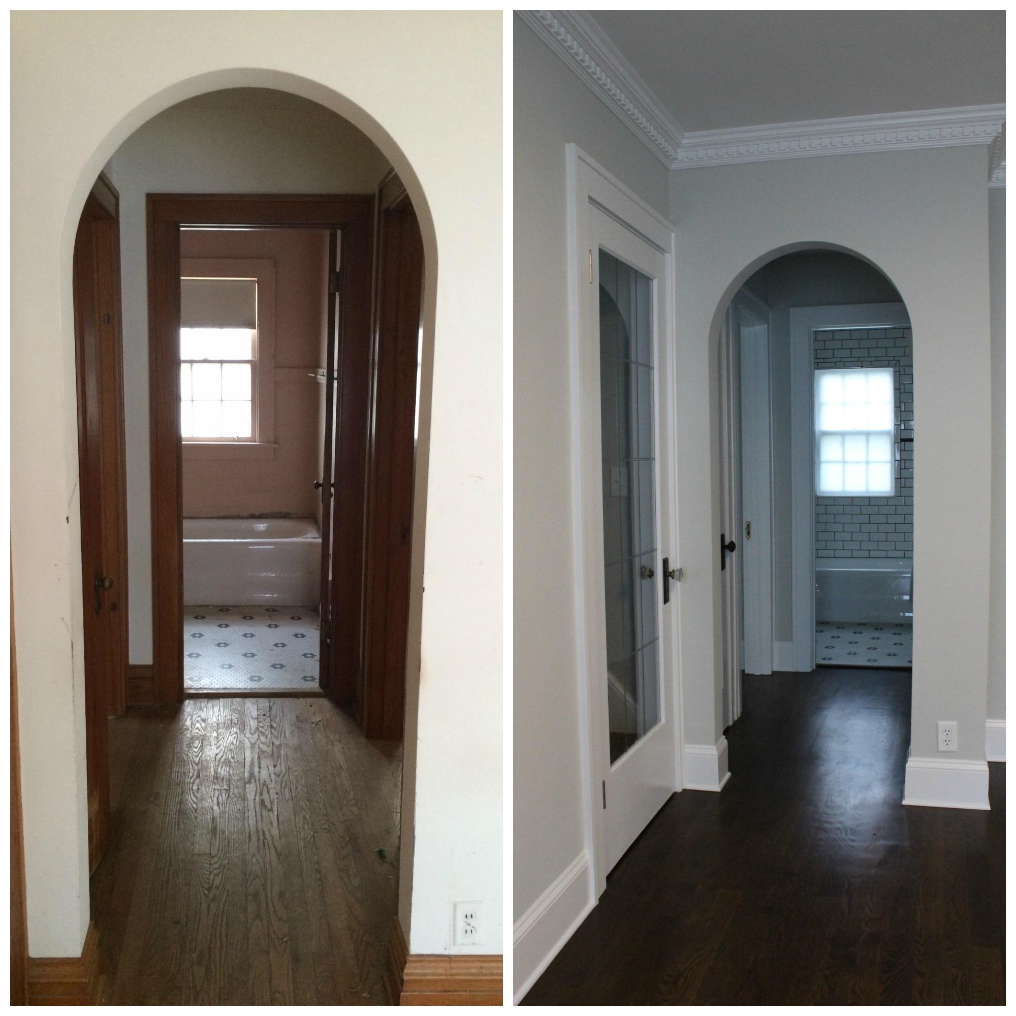 hallway Coolidge