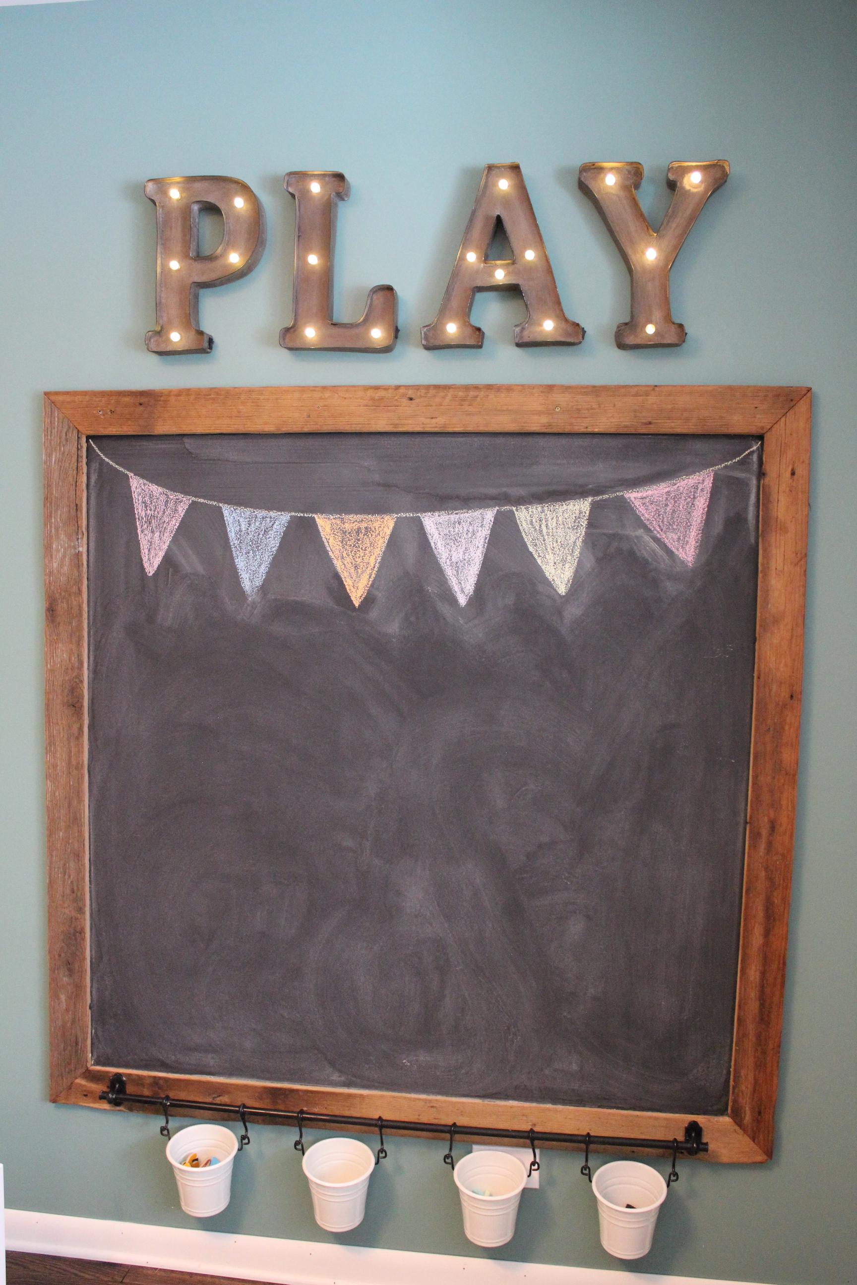 chalkboard vertical