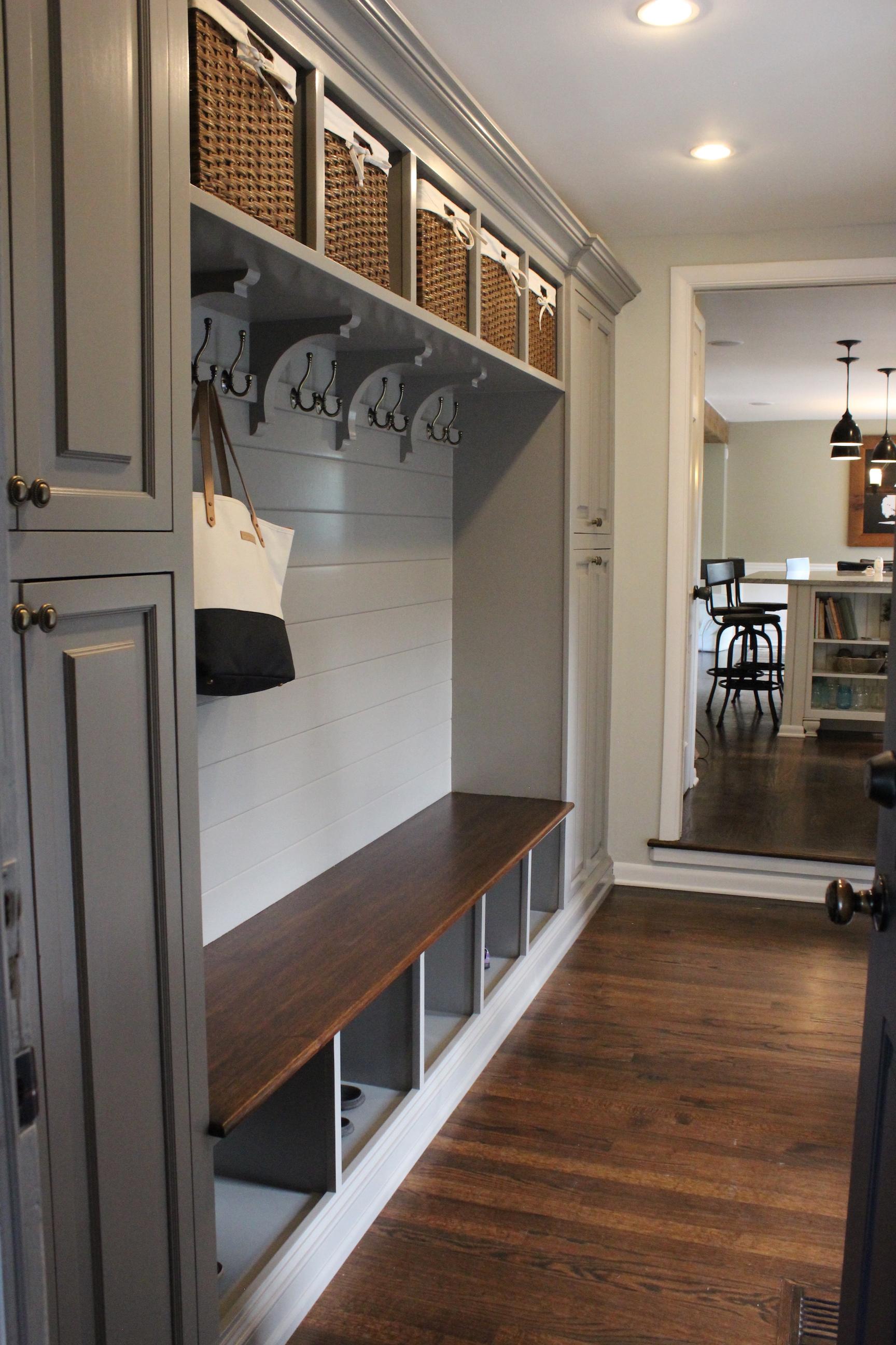 Mudroom Toward Kitchen 12 Oaks
