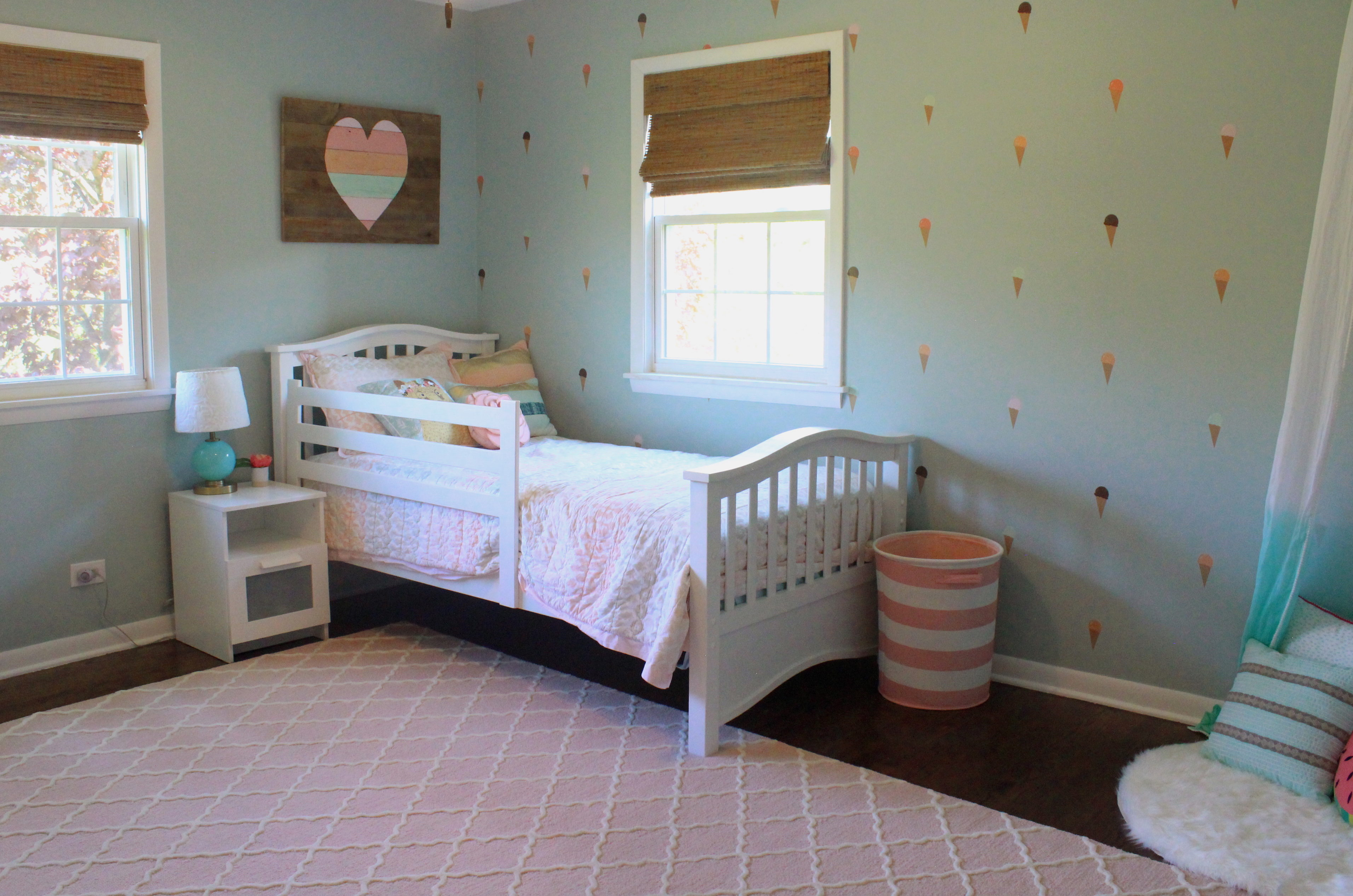 Kate\'s Big Girl Room | 12 Oaks